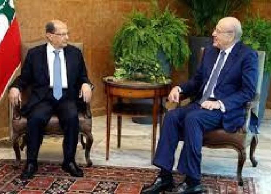لقاء مرتقب بين الرئيس اللبناني و رئيس الوزراء المكلف