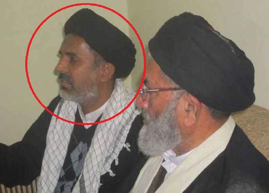 ممتاز عالم دین علامہ مظہر حسین کاظمی دو ماہ بعد شاگرد سمیت بازیاب