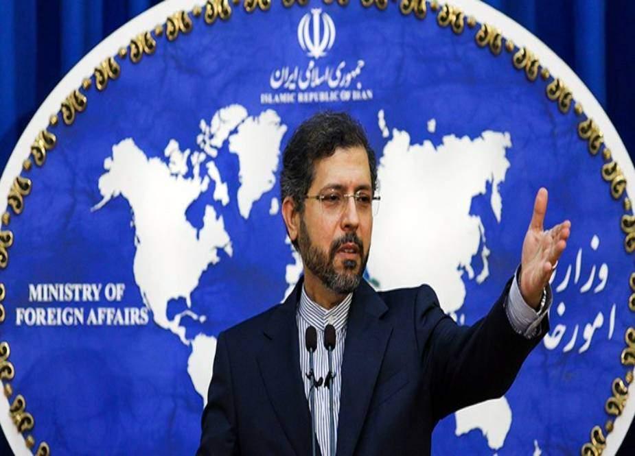 عرب لیگ ایران مخالف بیانیہ جاری کرنے کی بجائے صہیونی رژیم کے خلاف موثر اقدامات انجام دے، ایران