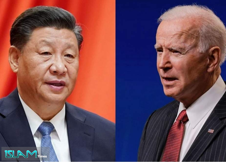 Xi Jinping and Joe Biden had their first phone conversation since the US president took office.