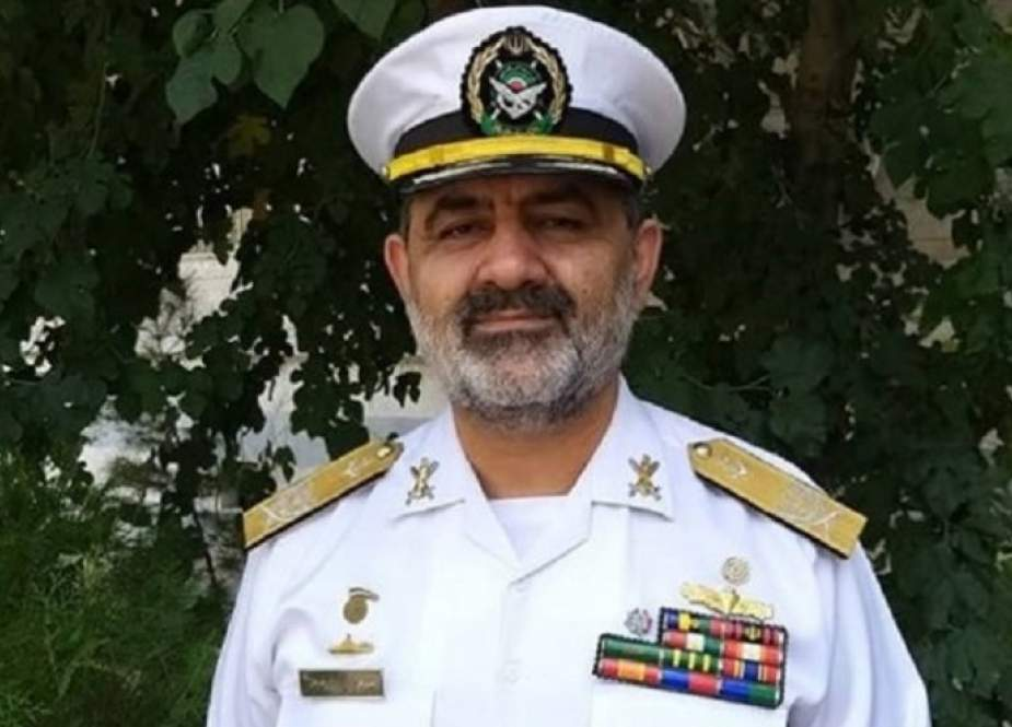 الادميرال ايراني: صنوف قواتنا المسلحة تقف بكل قوتها لمواجهة القوى المتغطرسة