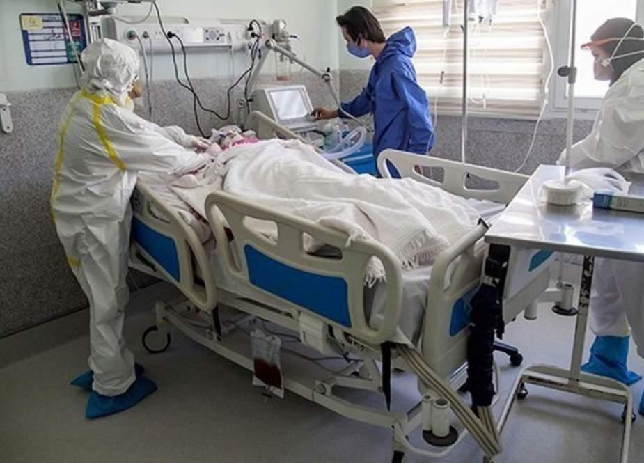 الصحة الإيرانية: تسجيل 445 وفاة و 21114 اصابة جديدة بفيروس كورونا