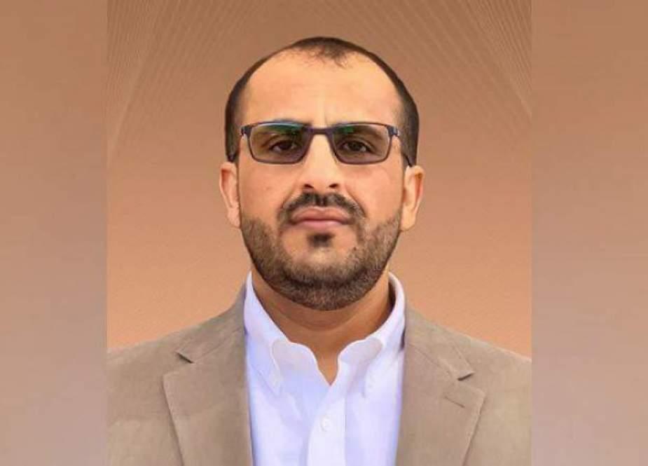 عبد السلام: مايقوم به المرتزقة بمناطق الاحتلال امر مرفوض ومدان