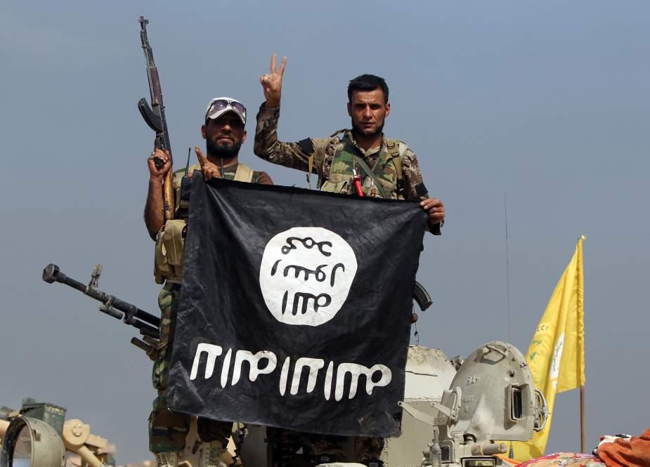 إعادة المسرحية.. عودة داعش بإخراج أمریکی