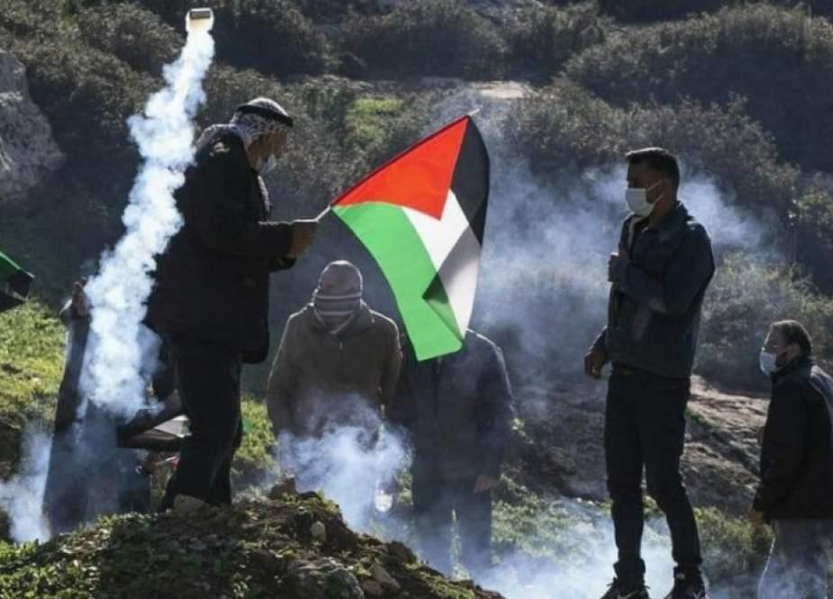 انتفاضة فلسطينية نصرة للأسرى في السجون الصهيونية