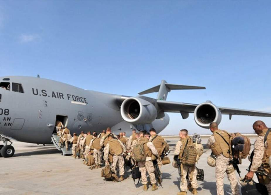Pasukan AS Mulai Penarikan Irak Dalam Jumlah Besar