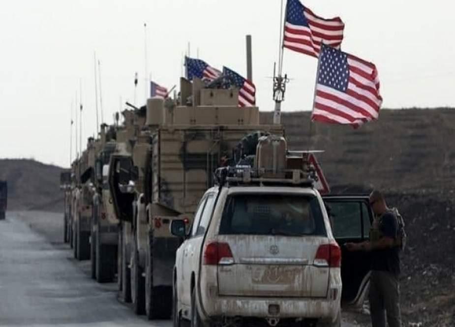 30 شاحنة تابعة للقوات الأمريكية تصل شمال سوريا