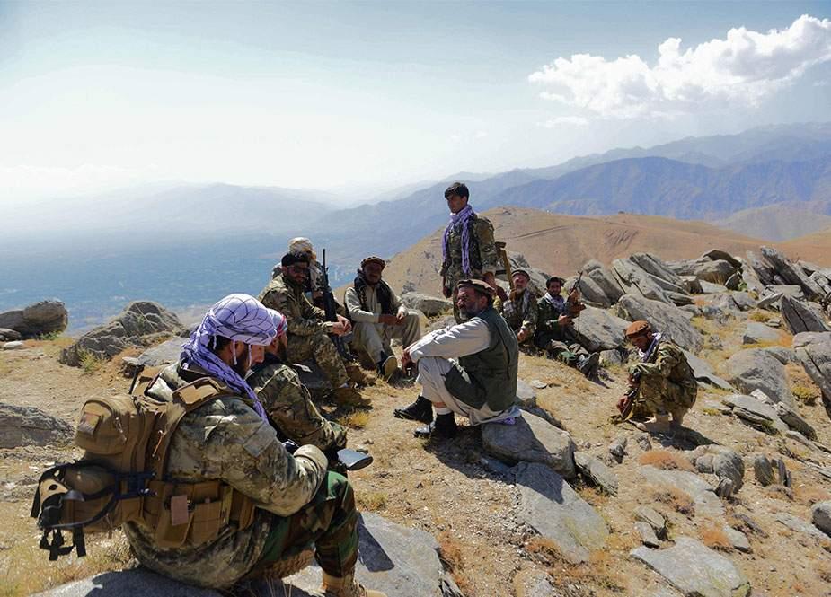 Pəncşirin 3 rayonu Talibandan geri alındı