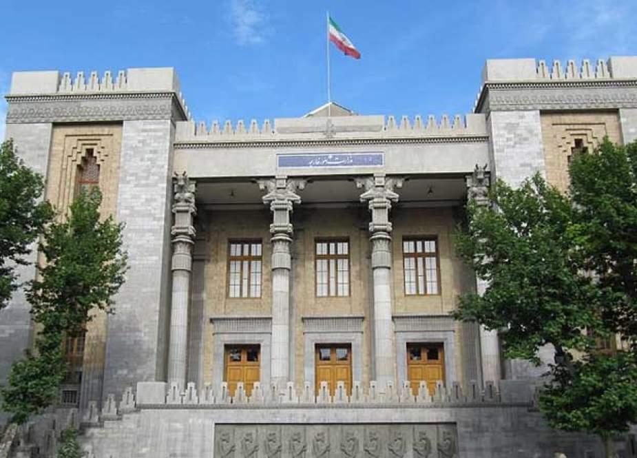 """ايران تنتقد بيان """"الدول الأربع"""" وتدعو لدعم فلسطين"""