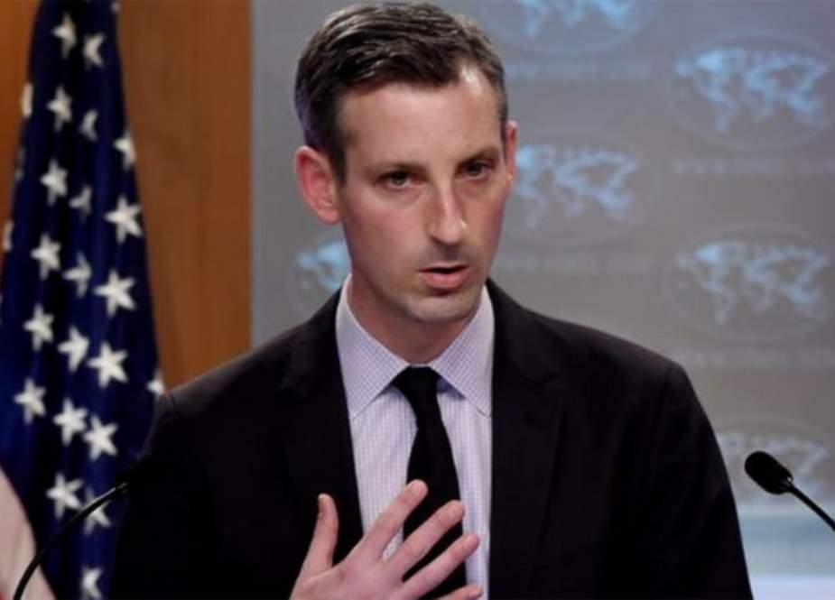 ہم قومی مفادات کی بنیاد پر طالبان سے بات چیت کریں گے، نیڈ پرائس
