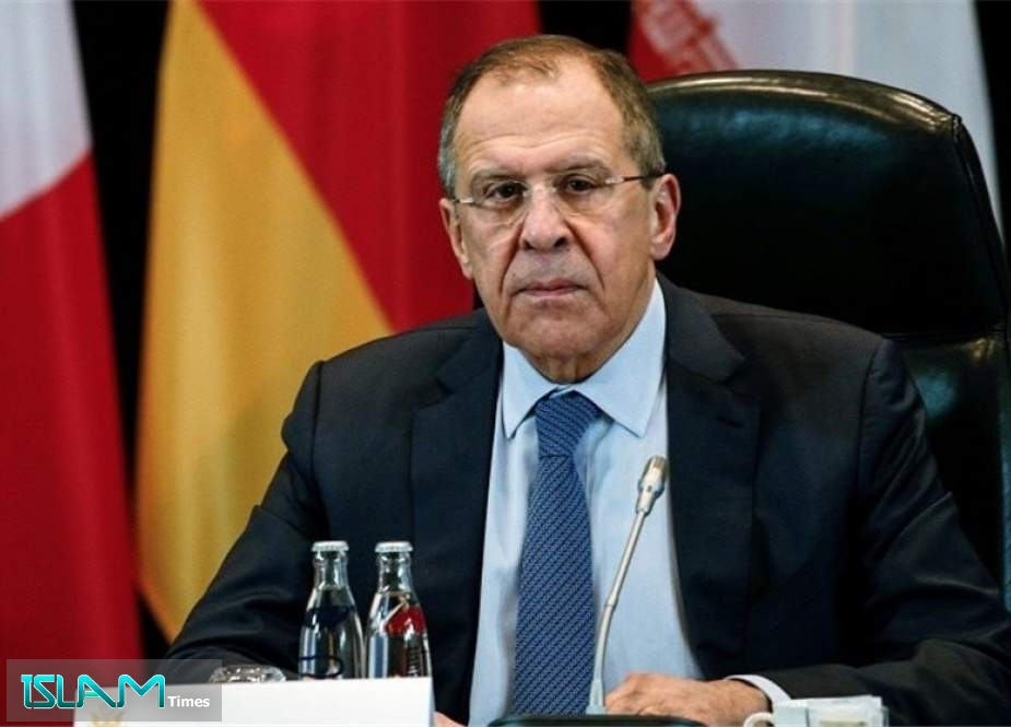War on Russian Mass Media Declared by West: Lavrov