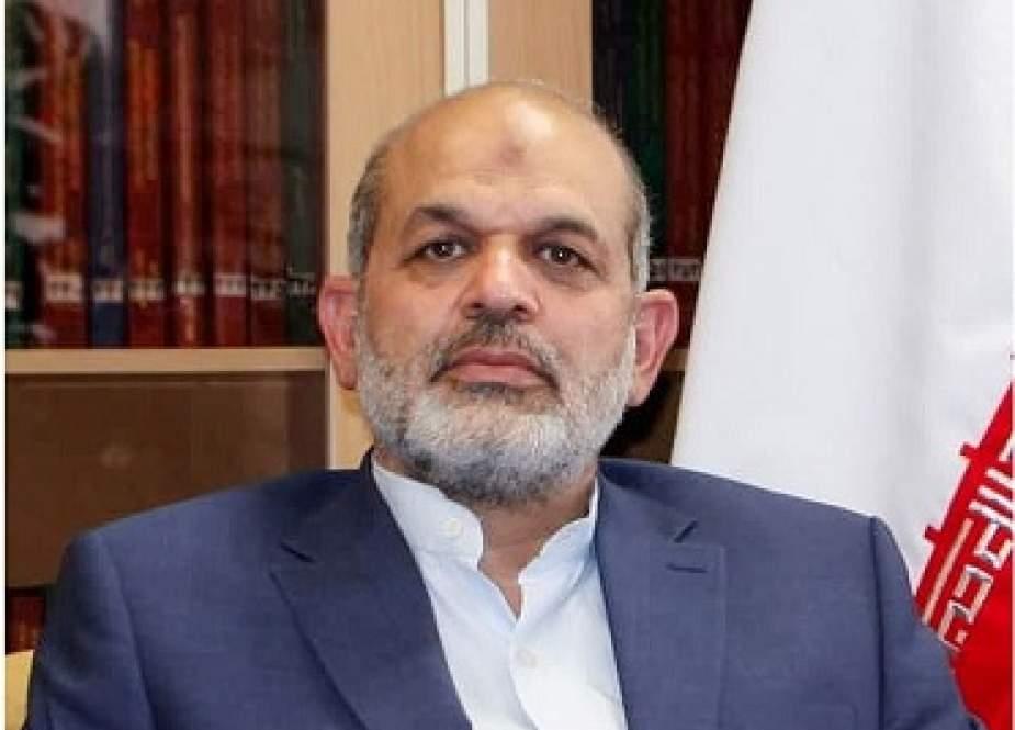 رئيسي يعين وزير الداخلية بمنصب رئيس الأمن القومي الإيراني