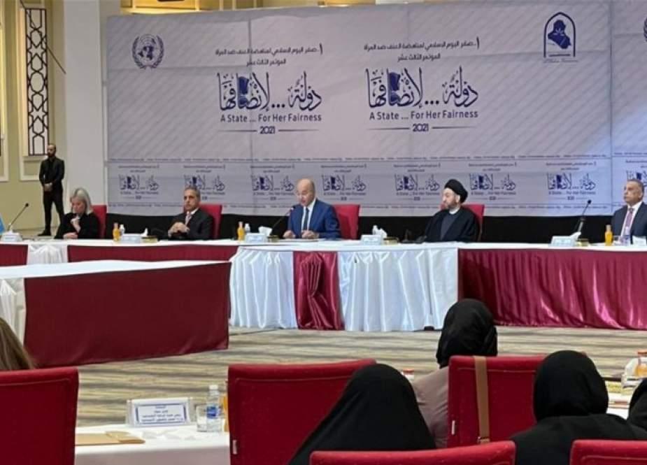 برهم صالح: العالم يتطلع إلى الانتخابات العراقية باهتمام