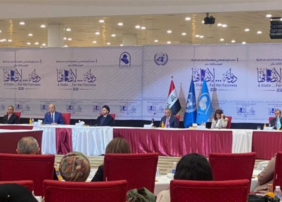 الكاظمي يدعو النساء إلى المشاركة الفاعلة في الانتخابات