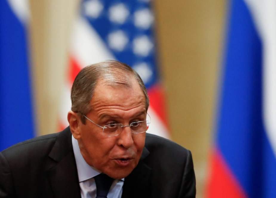 Lavrov: Onlarla münasibətimiz soyuyub