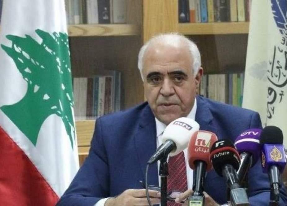 القصيفي: نأمل من الحكومة الجديدة ان تنقذ لبنان