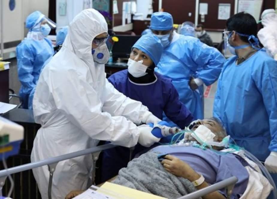 الصحة الايرانية: اكثر من 16 الف إصابة و 444 حالة وفاة جديدة بكورونا