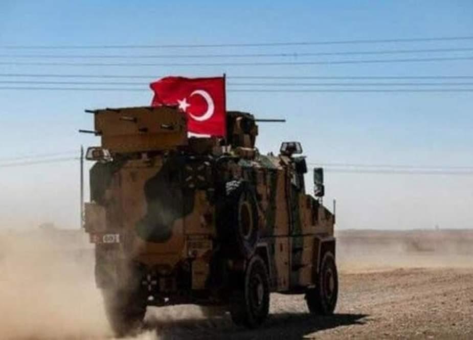 تركيا تعلن مقتل اثنين من جنودها في شمال سوريا