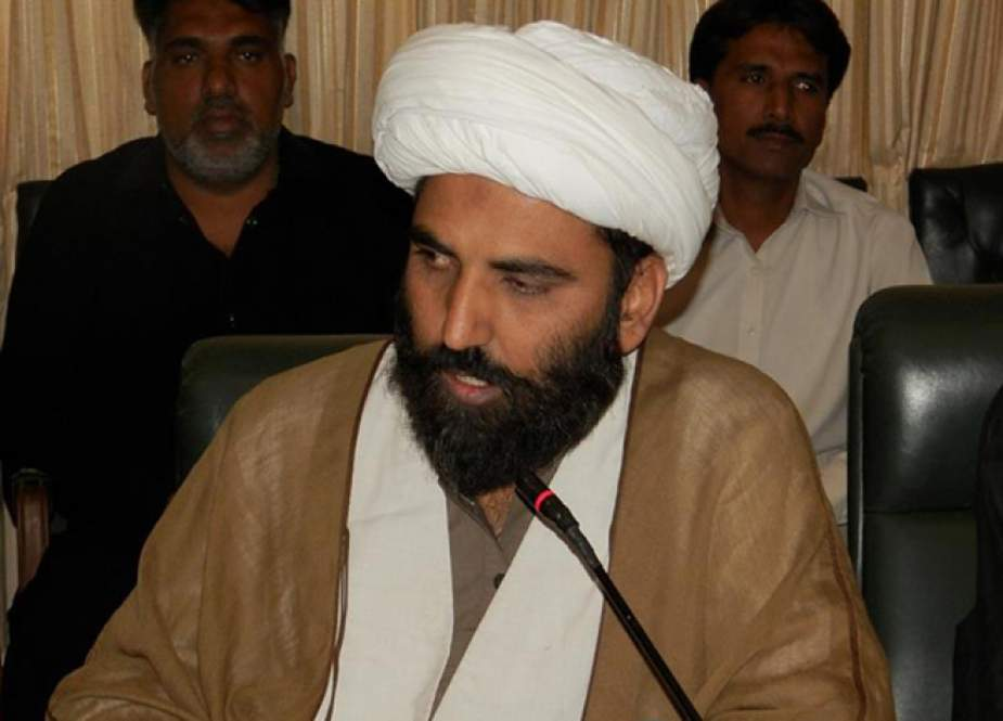 قائداعظم محمد علی جناح نےجو وطن بنایا وہ مسلکی نہیں بلکہ مسلم پاکستان تھا، علامہ مقصود ڈومکی