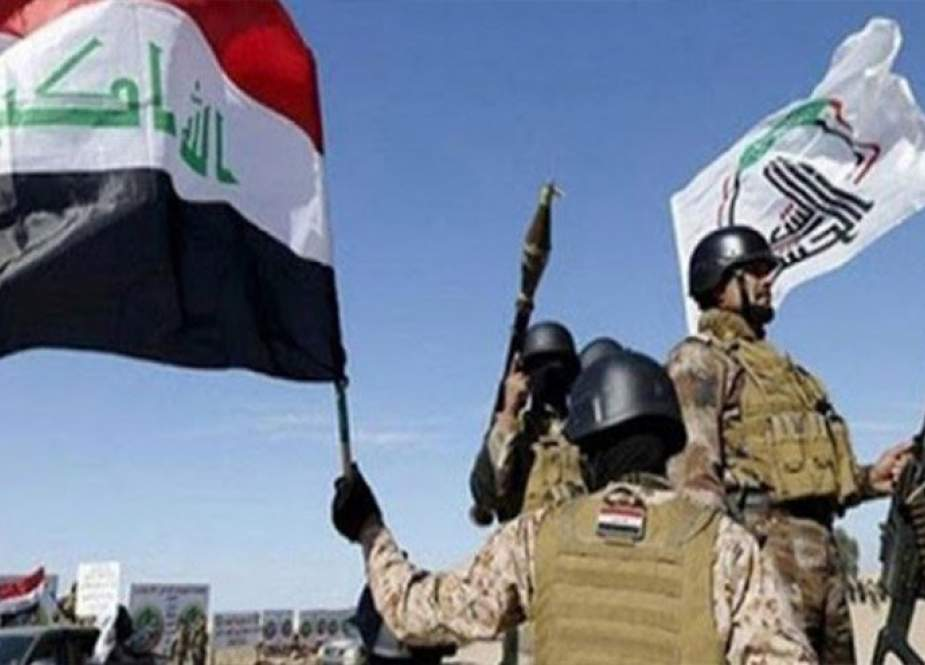 """ضمن عمليات """"ثأر الأبطال"""".. الحشد الشعبي يؤمن أربع مناطق حدودية في الانبار"""