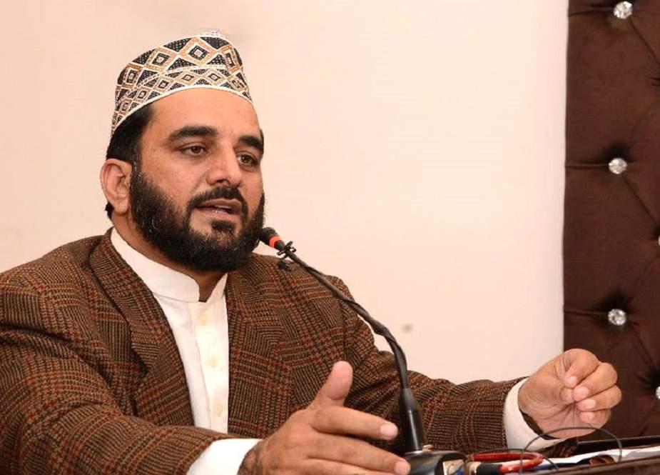 ریاستی احکامات تسلیم نہ کرنیوالے مدارس بورڈ کو ختم کر دیا جائے، علامہ آصف اکبر