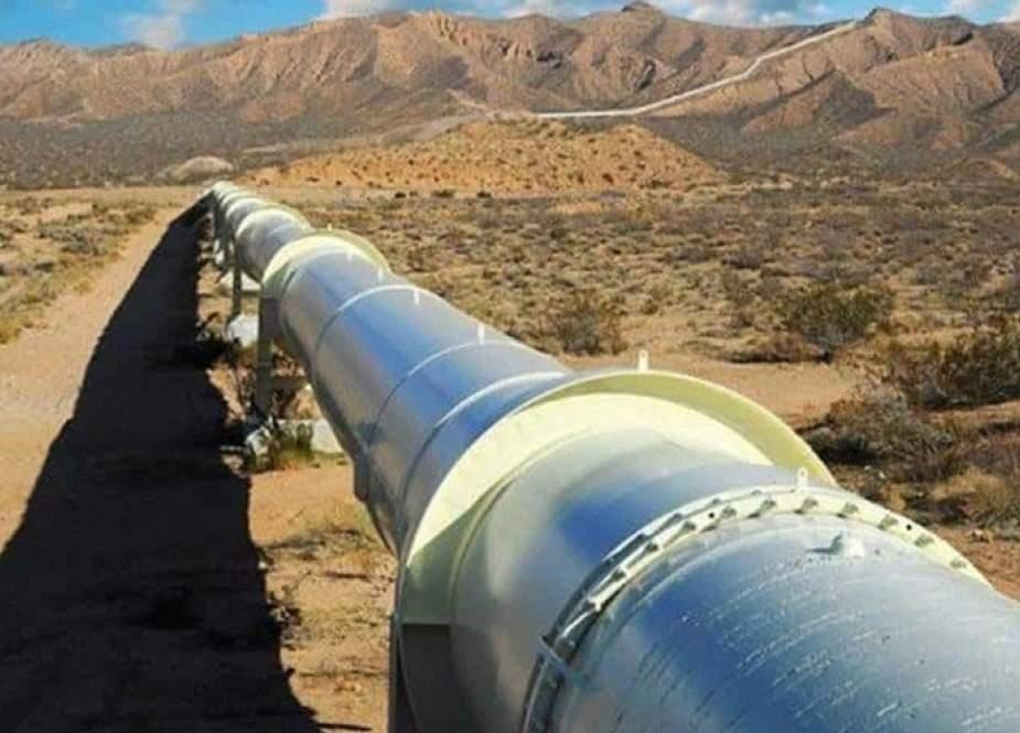 وزير النفط السوري: خط الغاز العربي جاهز في سوريا