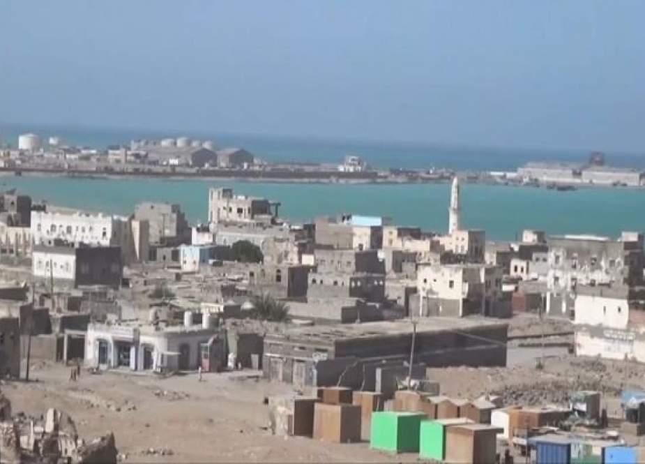 Ledakan Terdengar Di Kota Pelabuhan Yaman Barat