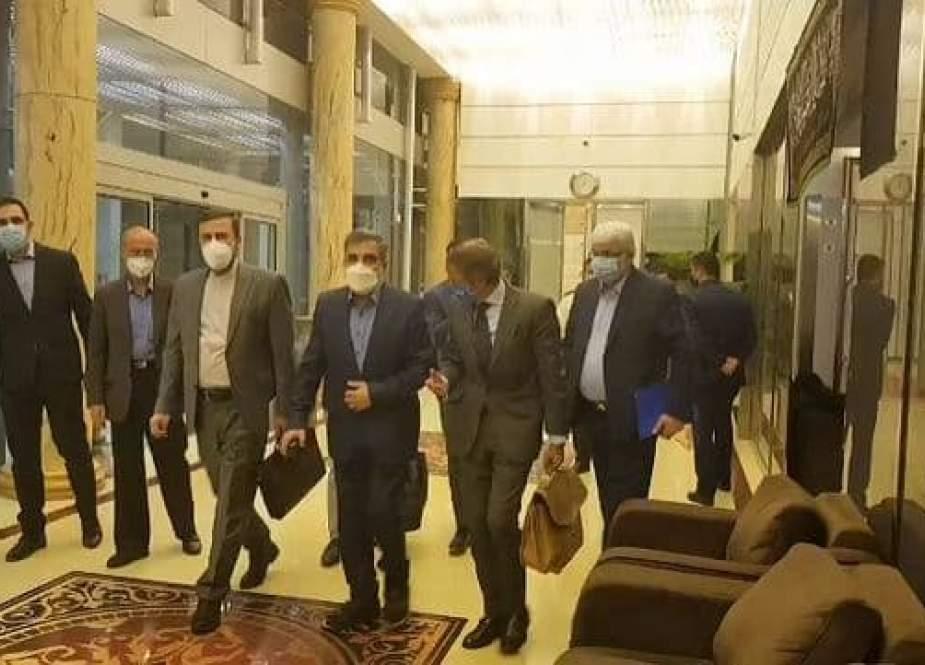 مدير الوكالة الدولية للطاقة الذرية يصل طهران