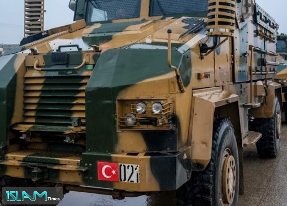 2 Turkish Soldiers Killed, 3 Injured in Syria
