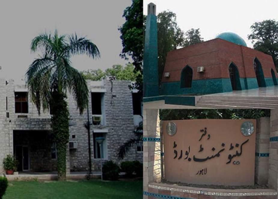 لاہور کنٹونمنٹ بورڈ الیکشن کیلئے پولنگ کا عمل شروع ہوگیا