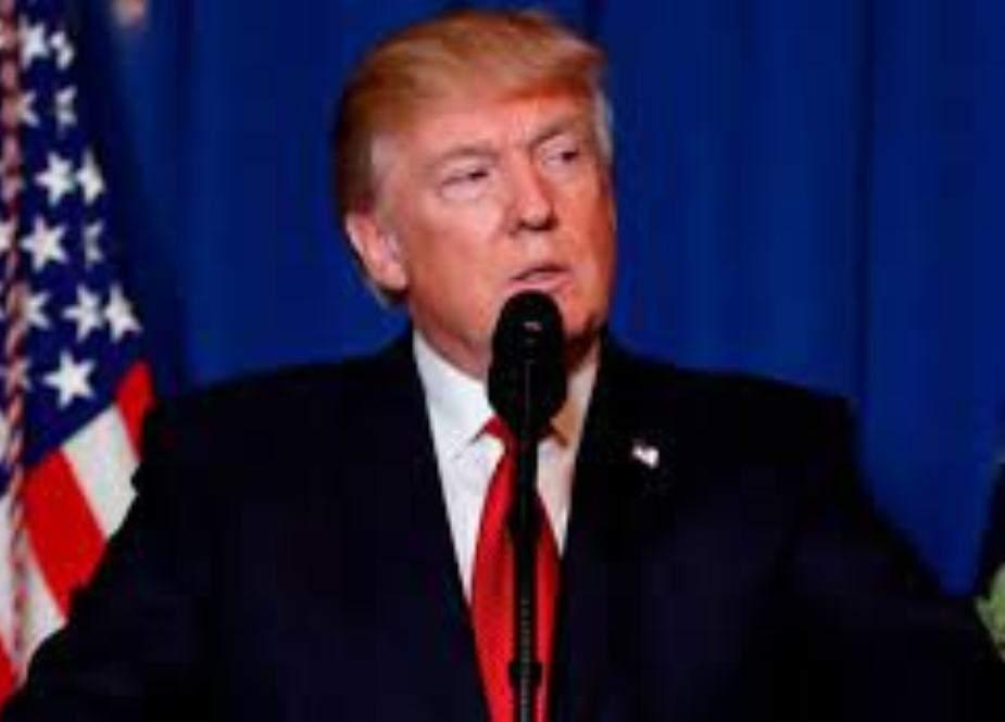 ٹرمپ کی بائیڈن انتظامیہ پر پھر تنقید