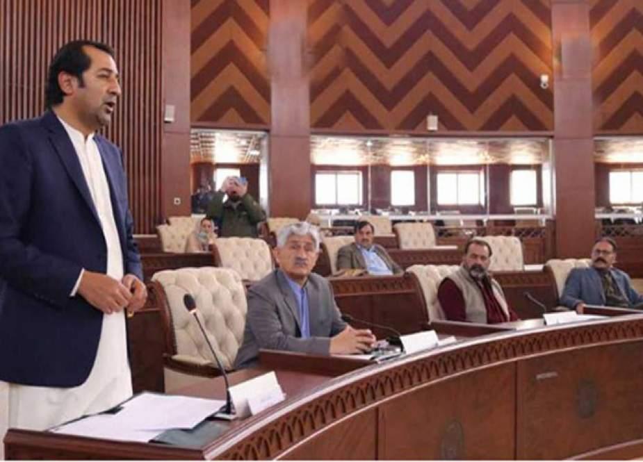 گلگت بلتستان میں مذہبی ہم آہنگی اور امن کے قیام کیلئے پارلیمانی امن کمیٹی قائم