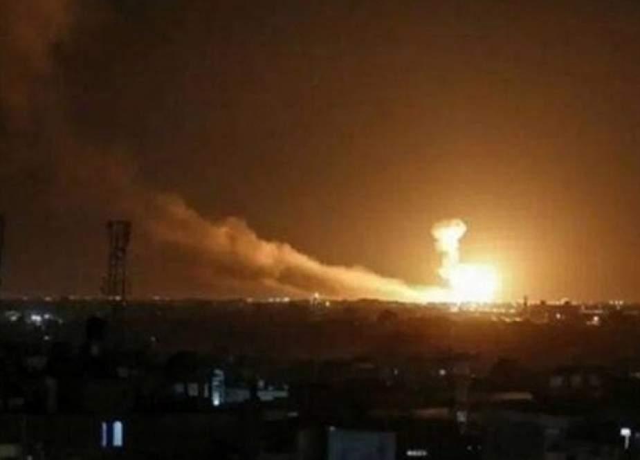 قصف مقر للموساد في شمال العراق