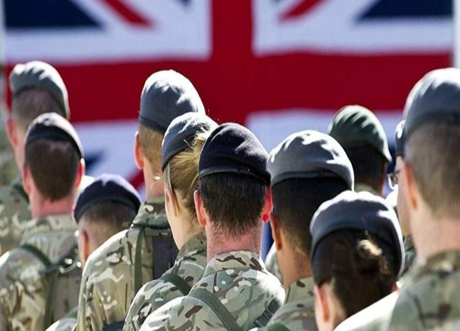 مشرقی یمن میں برطانیہ کی جاسوسی سرگرمیاں
