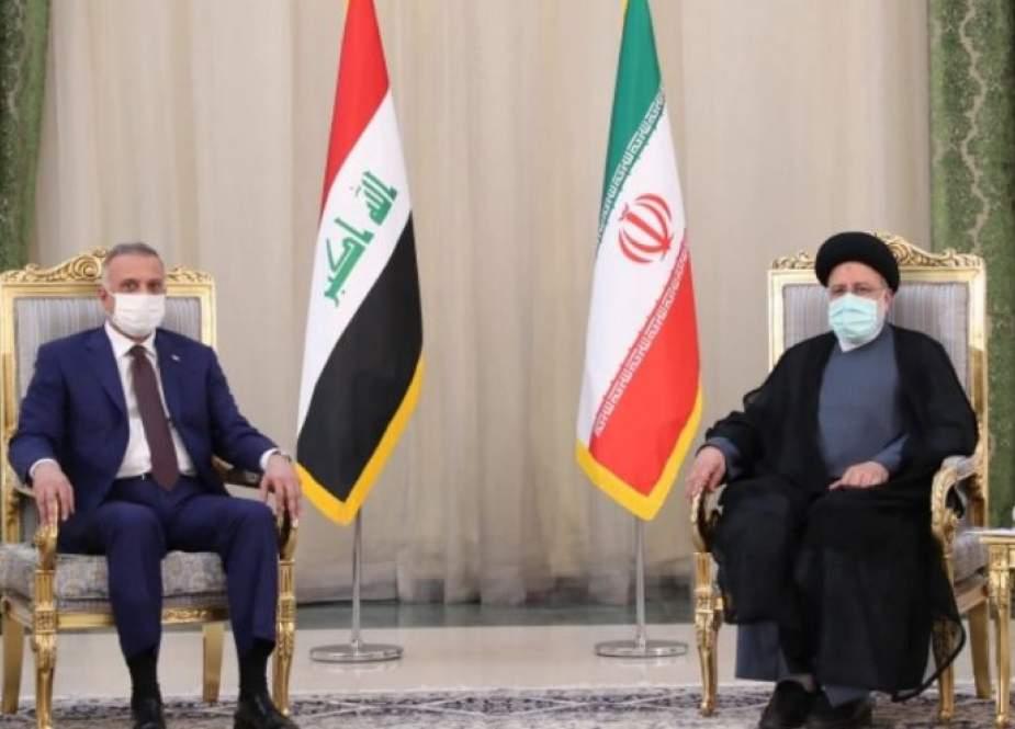 ما هي نتائج زيارة مصطفى الكاظمي الى ايران؟