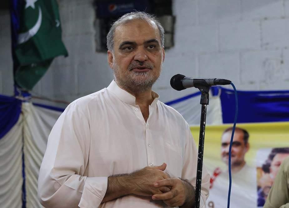 کراچی سے ایم کیو ایم کا مکمل اور پی ٹی آئی کا آدھا صفایا ہوگیا ہے، نعیم الرحمان