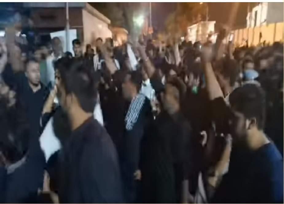 علامہ شہنشاہ نقوی اسلام آباد سے گرفتار