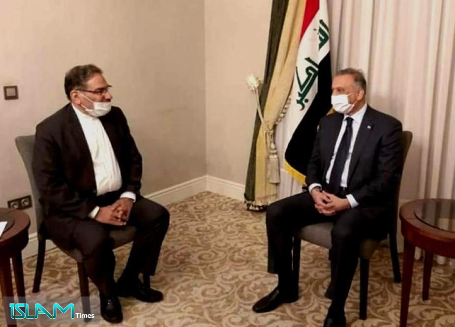 Iran's Shamkhani Urges Quick Expulsion of Terrorist Groups from Iraq