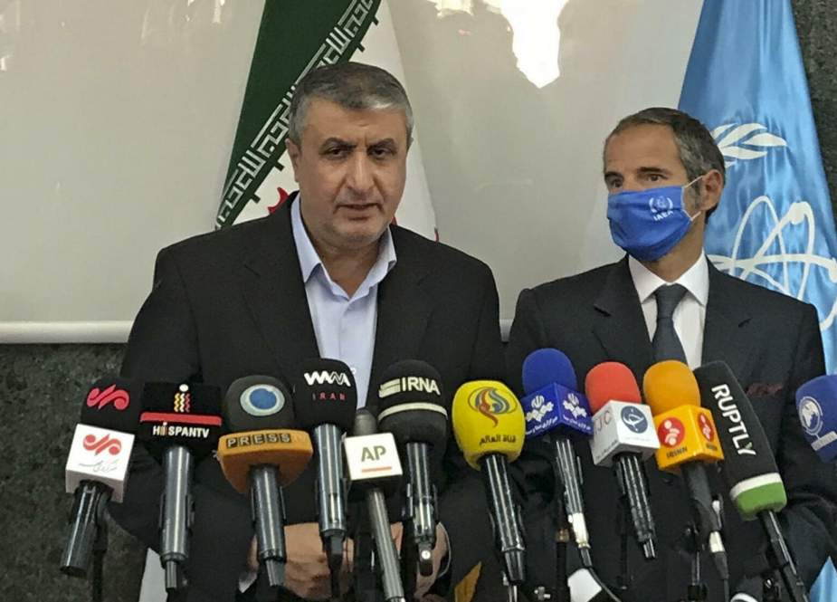 Eslami Menyebut Pertemuan Dengan Kepala IAEA