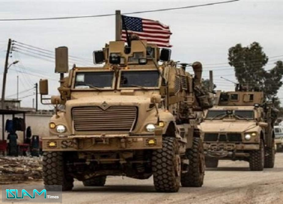 Another US Military Convoy Enters Syria from Iraq
