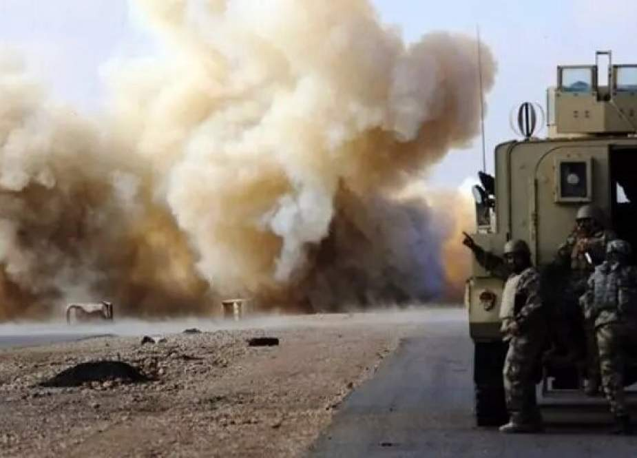 Konvoi Logistik Militer AS Ditargetkan Di Al Diwaniyah Irak