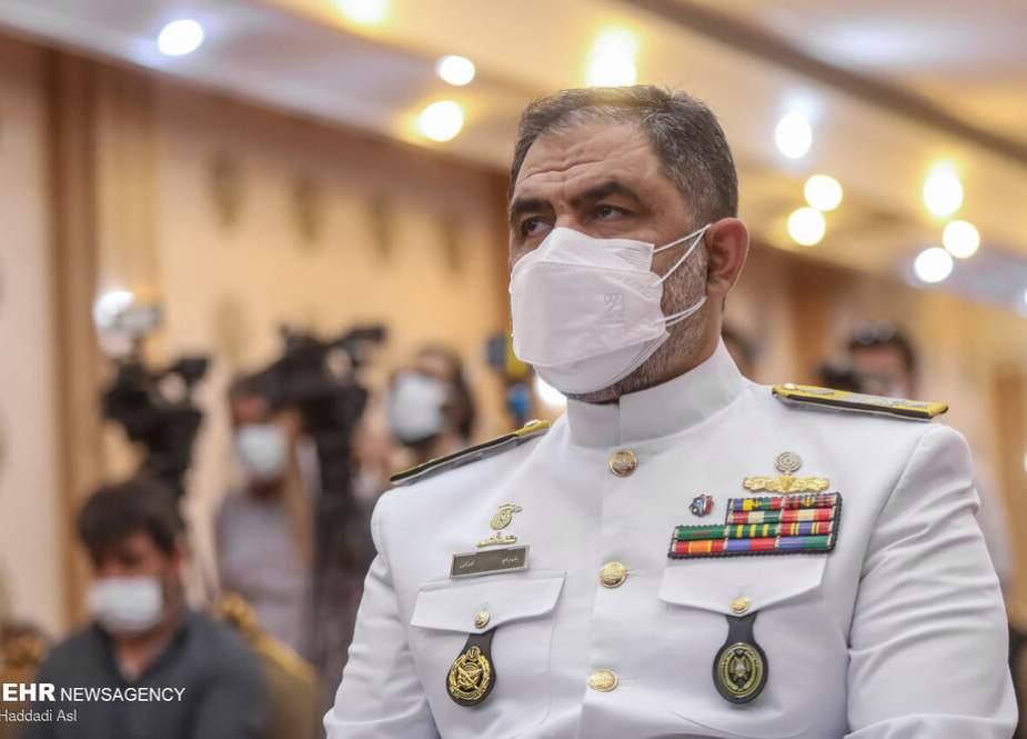 Angkatan Laut Iran Siap Melakukan Operasi Di Titik Mana Pun Di Lautan