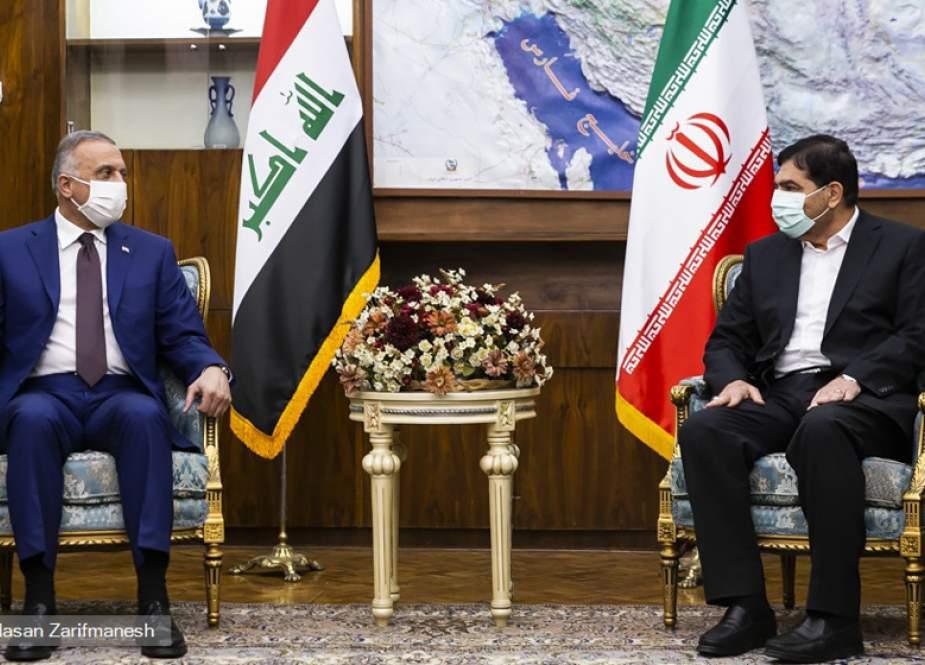 Wakil Presiden: Hubungan Iran-Irak Memainkan Peran Penting Dalam Meningkatkan Keamanan Regional
