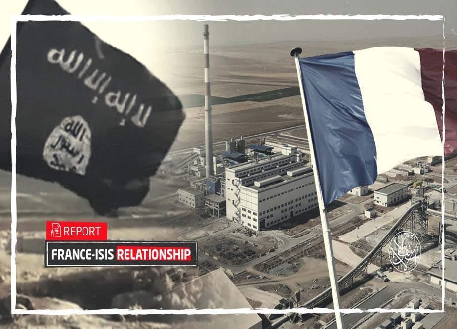 فرانسیسی سیمنٹ کمپنی کے داعش سے روابط، دستاویزات سامنے آگئیں