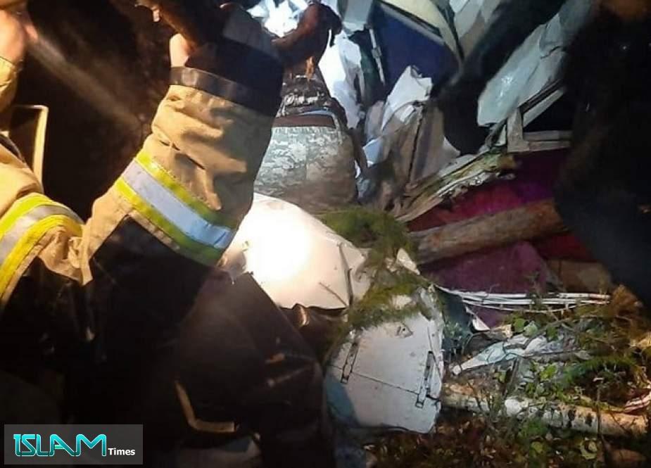 Plane Crash in Siberia Leaves Four Killed, Four Badly Injured