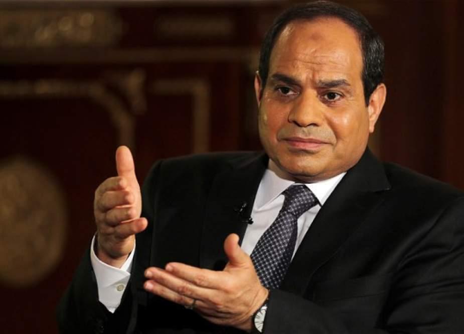 Abdel Fattah al-Sisi- Egyptian President