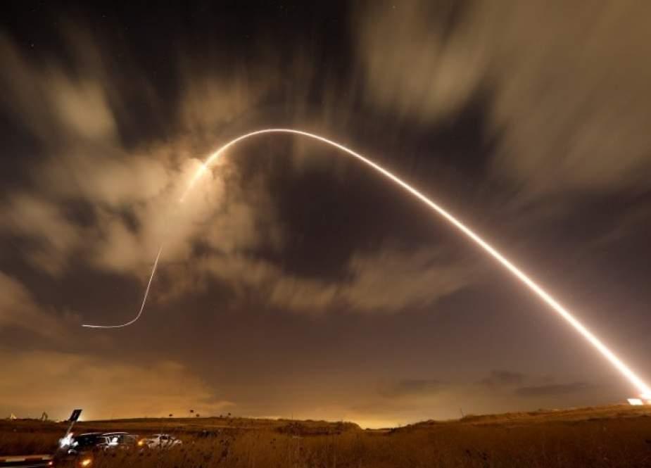 إصابة 7 مستوطنين جراء اطلاق صاروخ من غزة باتجاه سديروت