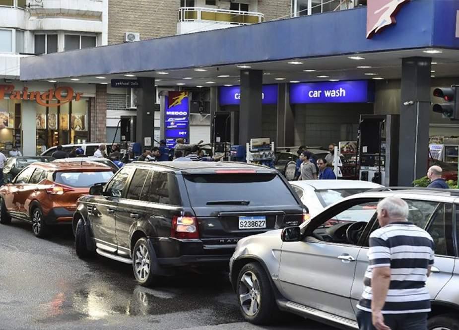 استفحال أزمة البنزين في لبنان
