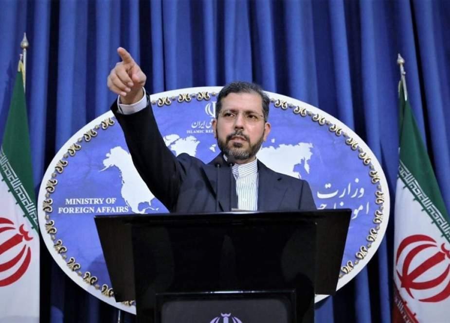إيران: محادثاتنا مع الوكالة إيجابية ومن السابق المشاركة في تنصيب حكومة طالبان