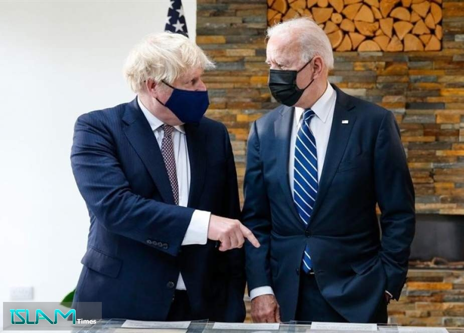 UK PM Johnson Expected to Hold Bilateral Talks with Biden during UNGA